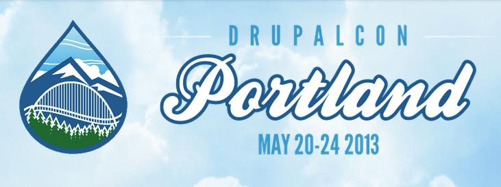 DrupalCon Portland 2013