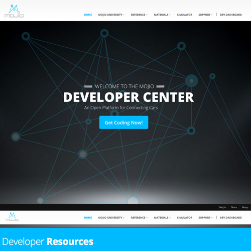 Mojio Developer Center
